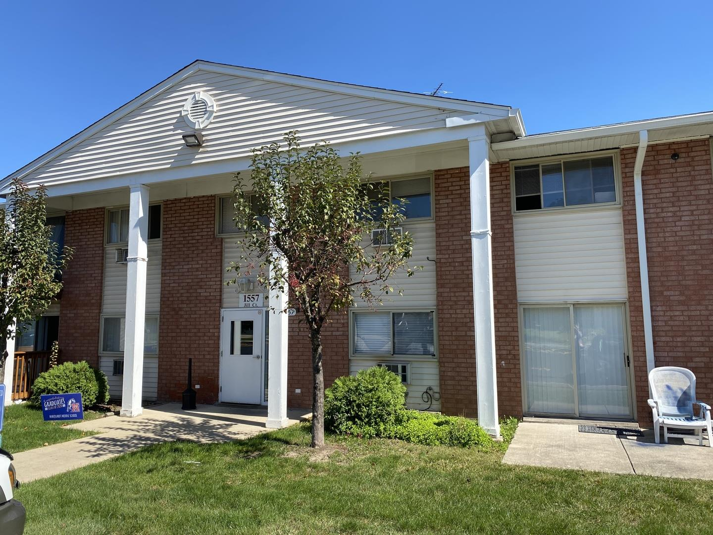 1557 Jill Court #201, Glendale Heights, IL 60139 - #: 10926046