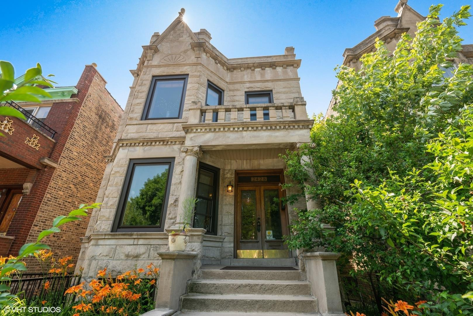 2428 N Kimball Avenue, Chicago, IL 60647 - MLS#: 10930046