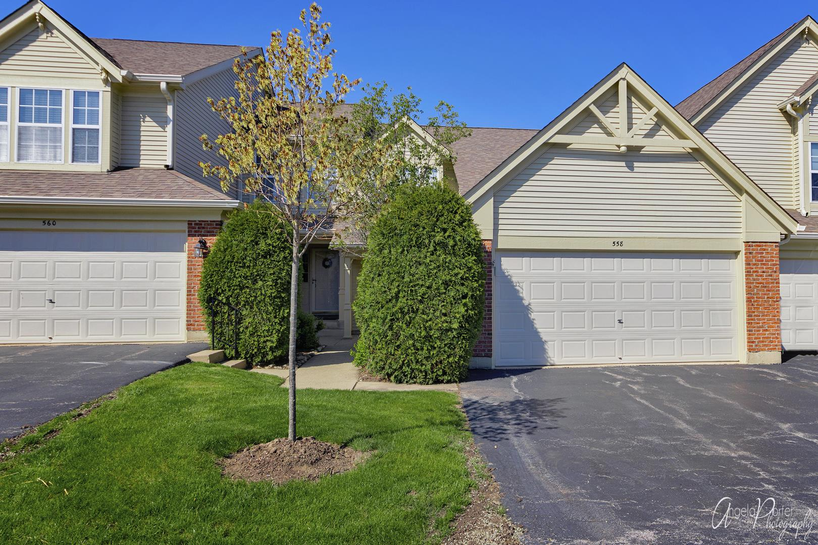 558 Portsmith Court #558, Crystal Lake, IL 60014 - #: 10674047