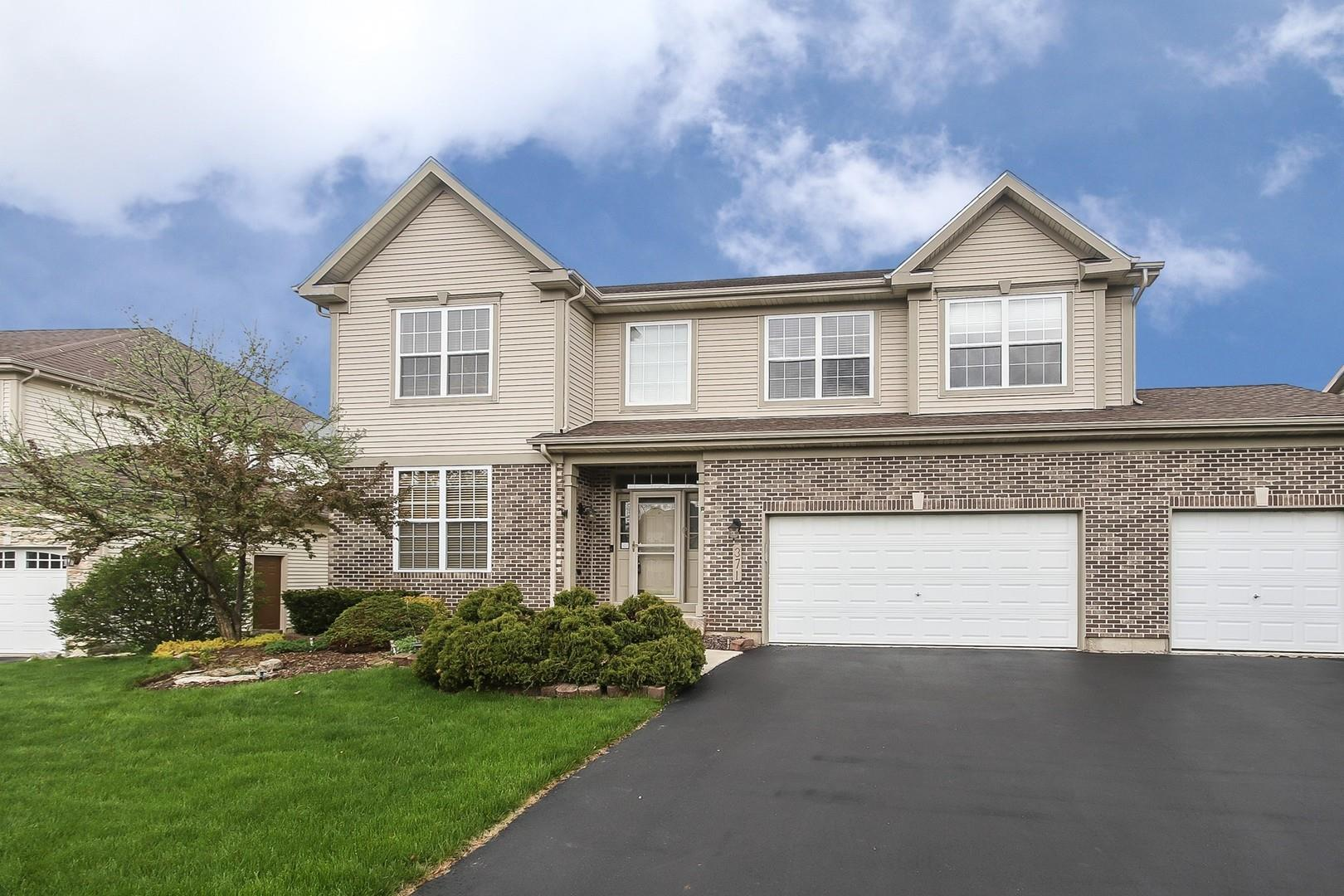 371 Lake Plumleigh Way, Algonquin, IL 60102 - #: 10709048