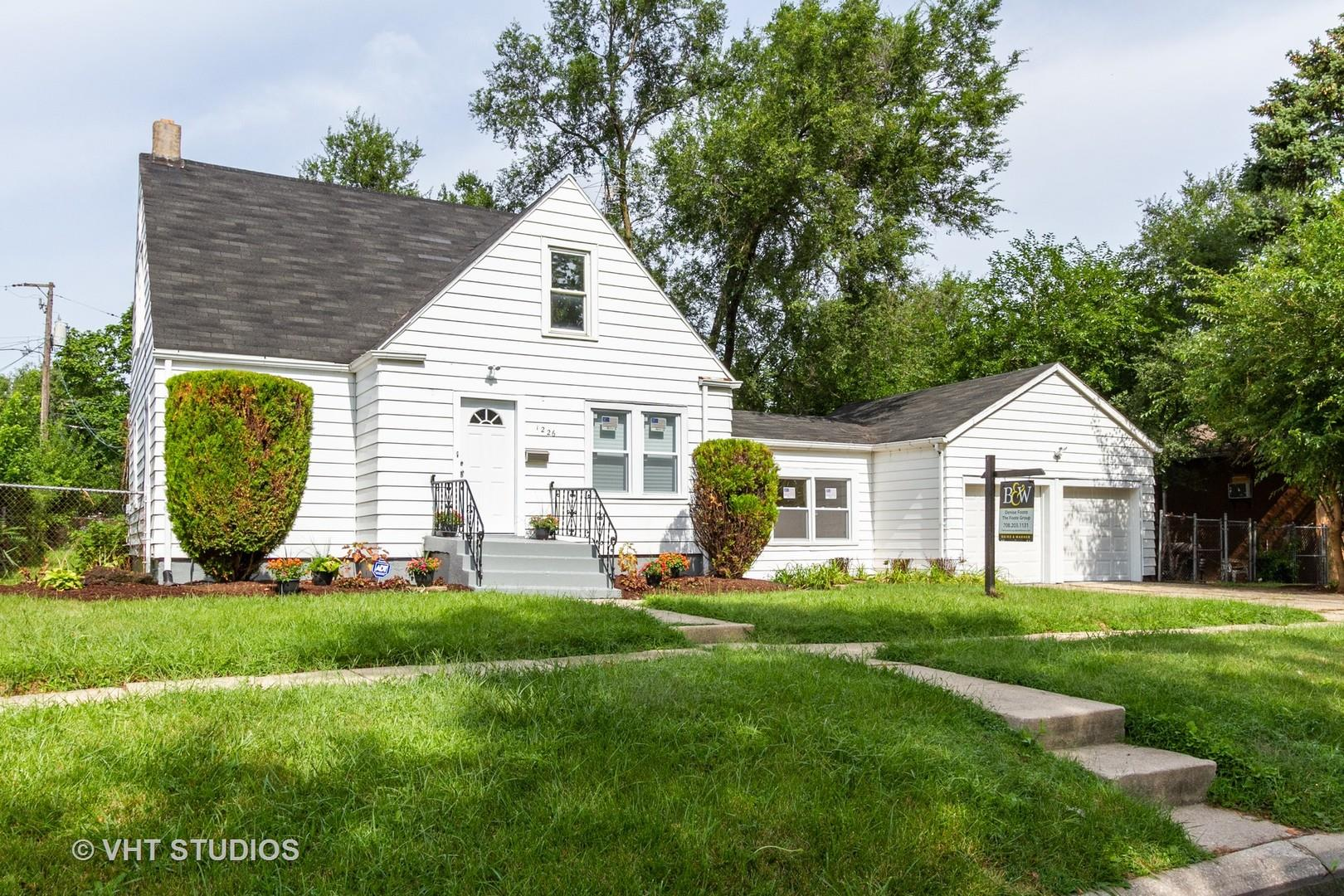 1226 Lincoln Avenue, Chicago Heights, IL 60411 - #: 10495049