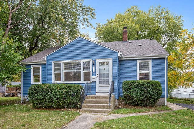 3545 213th Place, Matteson, IL 60443 - #: 10912049