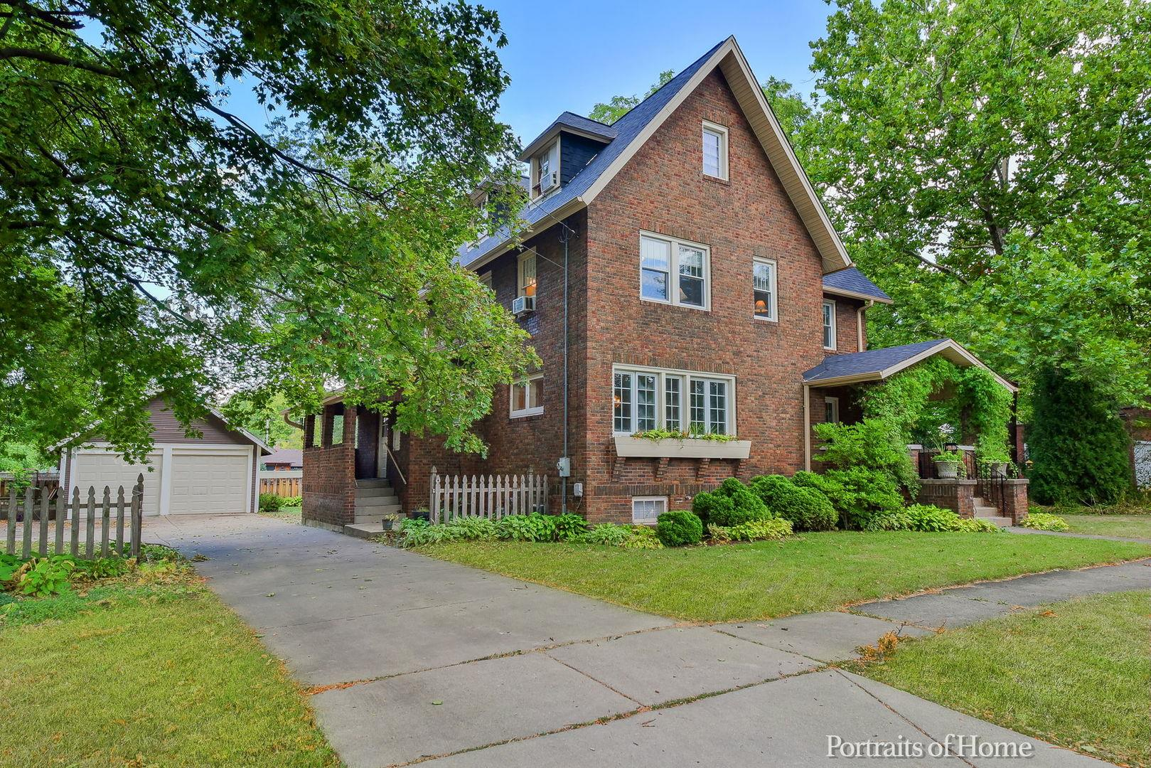415 E Madison Avenue, Wheaton, IL 60187 - #: 10848051