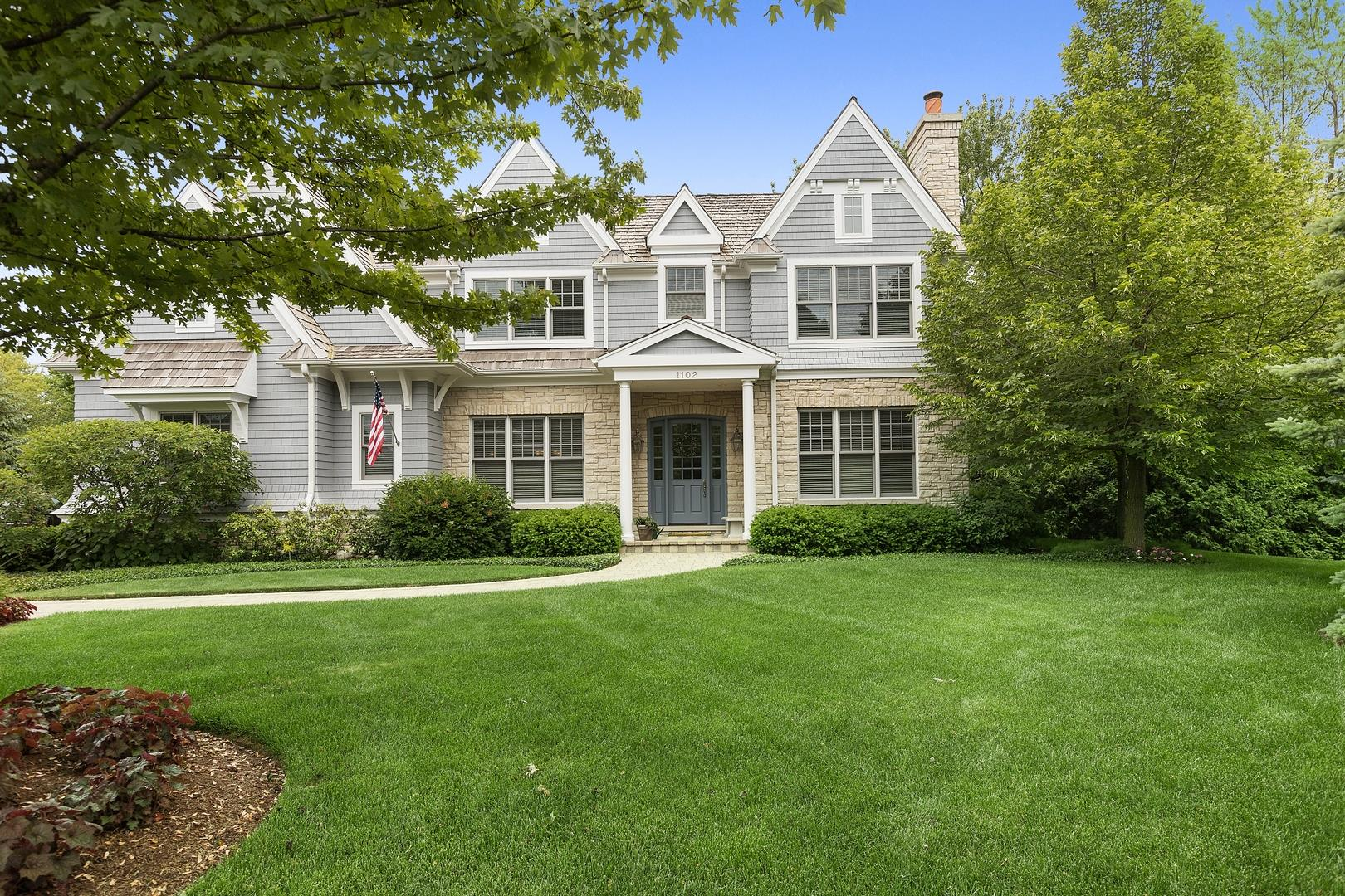 1102 Emmons Court, Lake Forest, IL 60045 - #: 10880051
