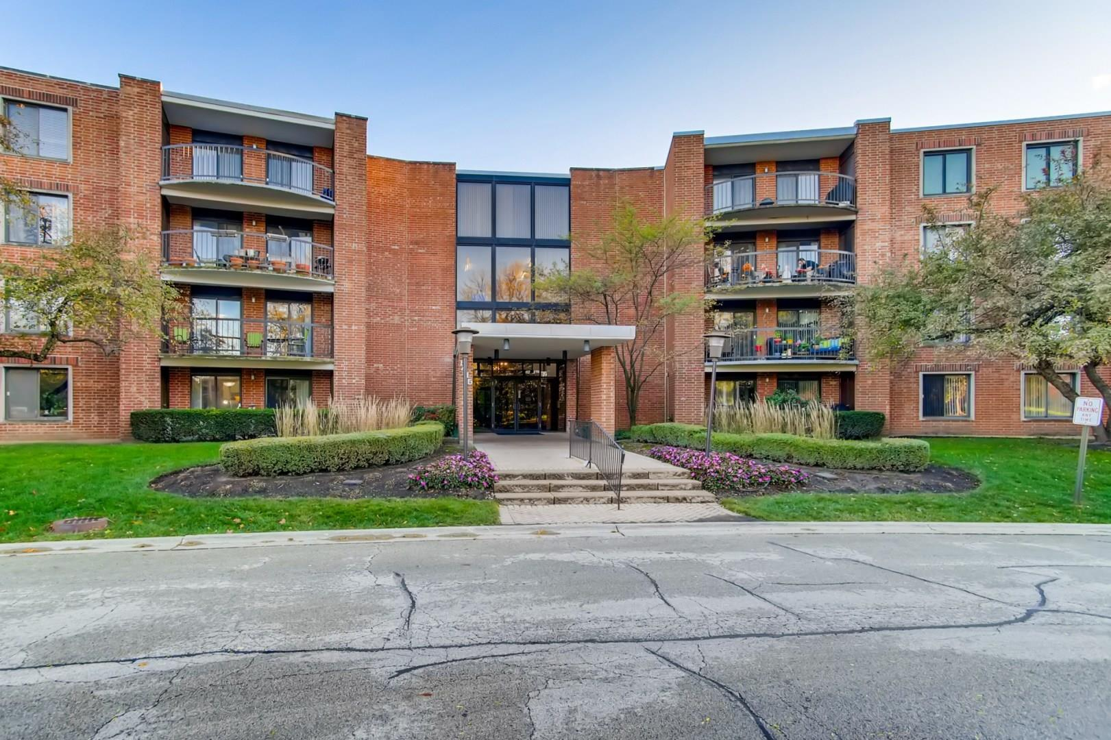 1415 E Central Road #203A, Arlington Heights, IL 60005 - #: 10906051