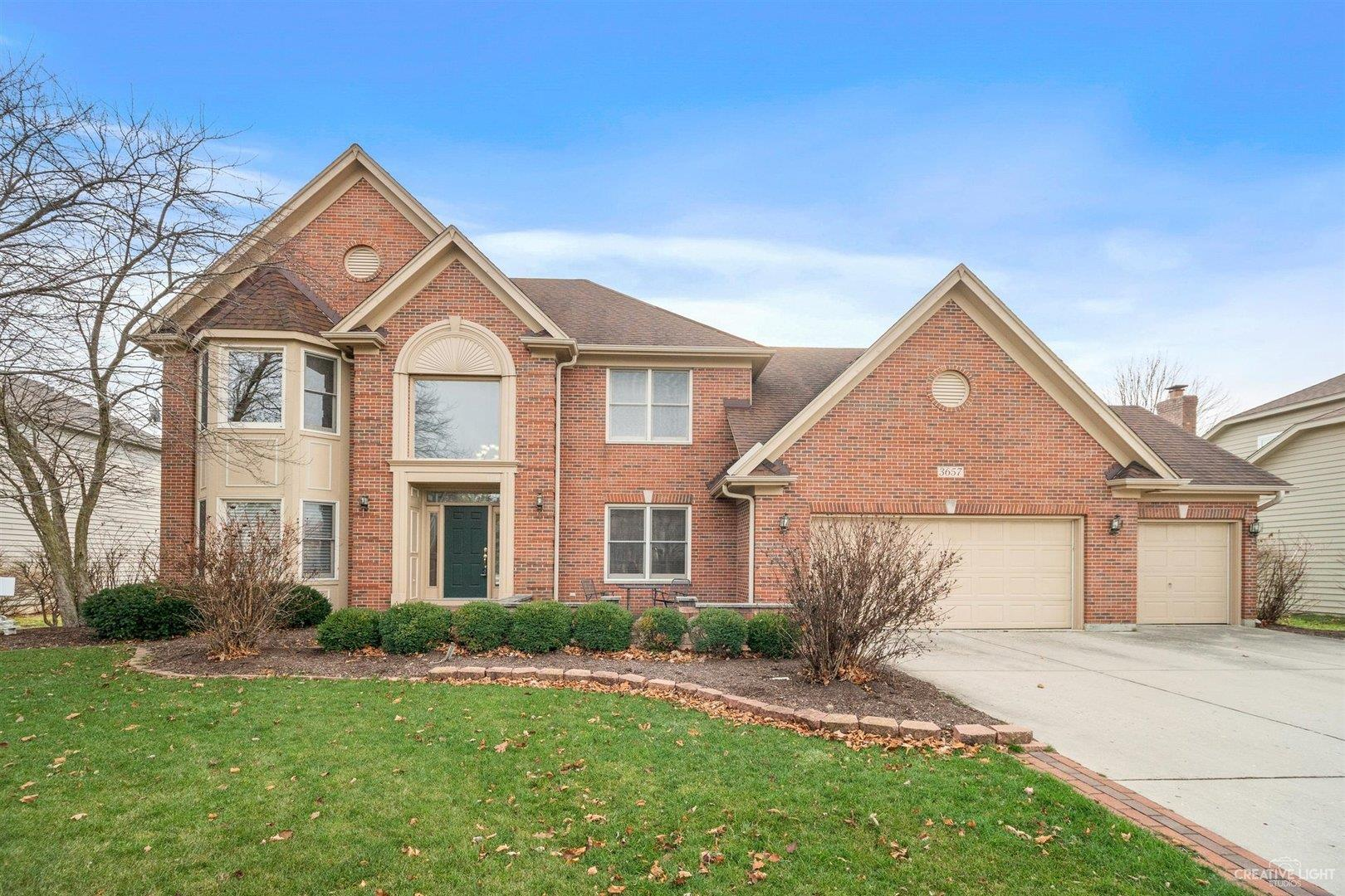 3657 Monarch Circle, Naperville, IL 60564 - #: 10943051
