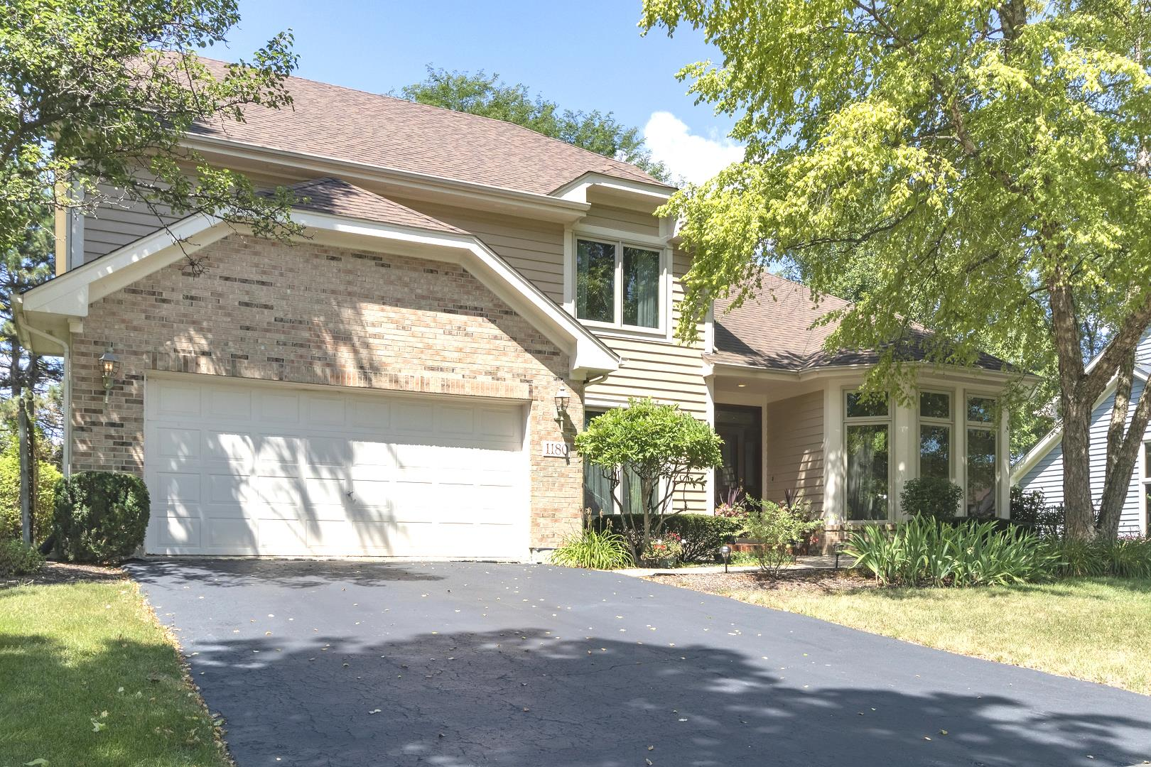 1180 Ancient Oaks Drive, Bartlett, IL 60103 - #: 10825053