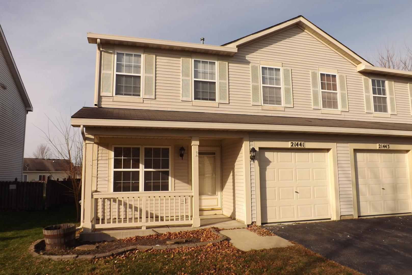 21441 Franklin Circle, Plainfield, IL 60544 - MLS#: 10950053