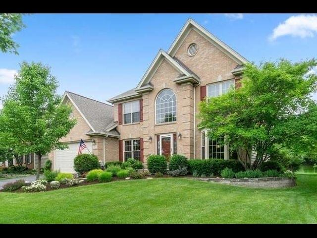 601 Tanager Lane, West Chicago, IL 60185 - #: 10745054