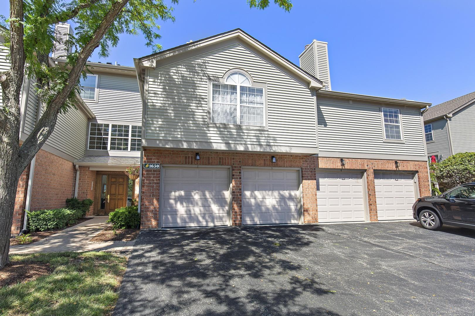 1650 White Oak Lane #5, Schaumburg, IL 60195 - #: 10820054