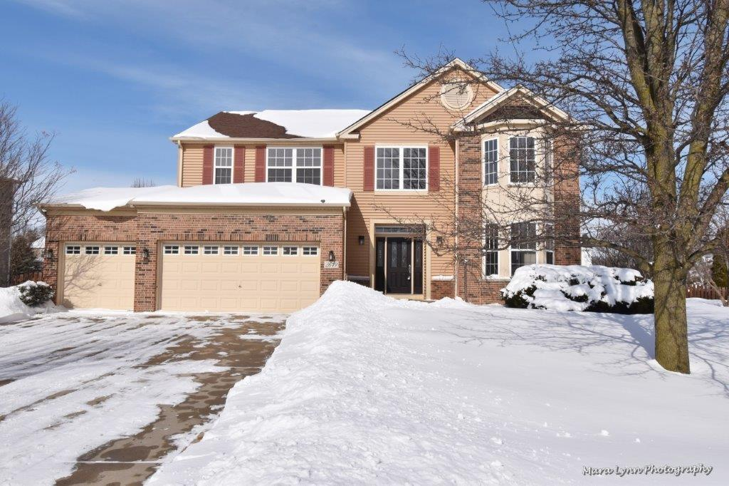 2649 McDuffee Circle, North Aurora, IL 60542 - #: 11000054