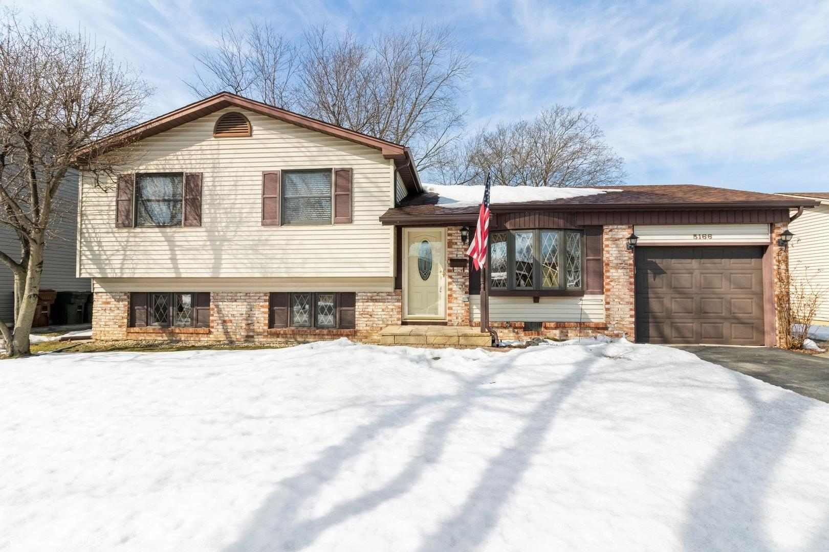 5166 Coulter Road, Oak Forest, IL 60452 - #: 11005055