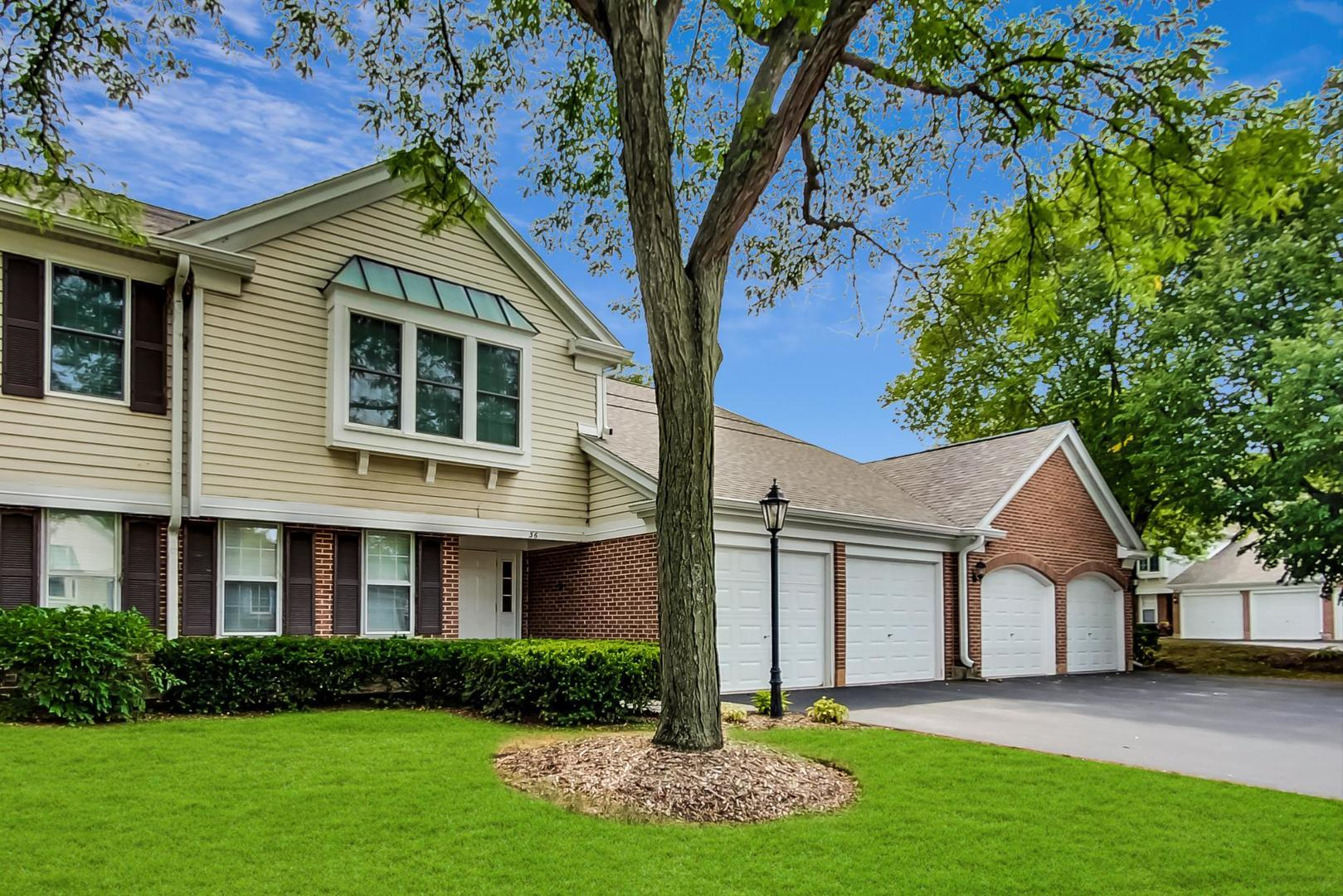 36 COUNTRY CLUB Drive #D, Prospect Heights, IL 60070 - #: 10837057