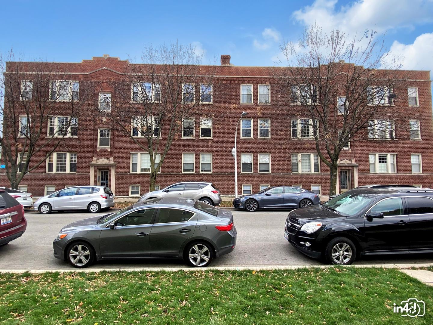 3041 W BELLE PLAINE Avenue #1, Chicago, IL 60618 - #: 10928057
