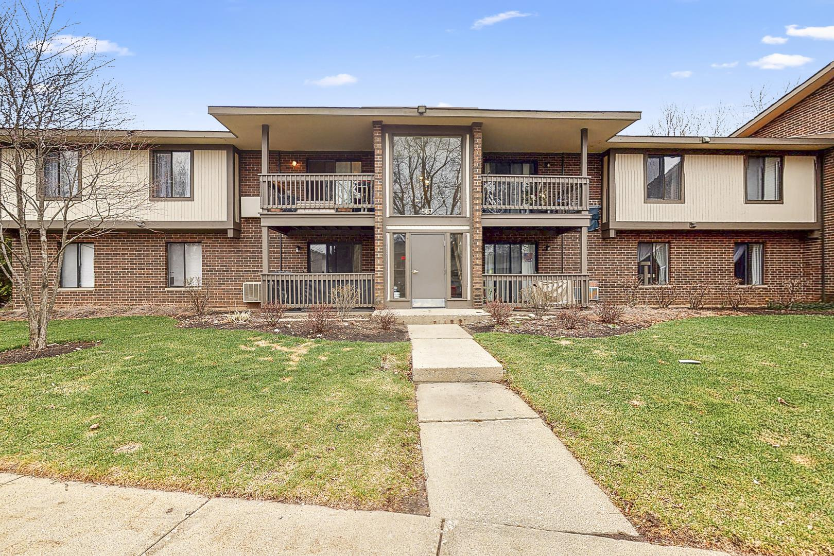 567 Somerset Lane #5, Crystal Lake, IL 60014 - #: 11051057