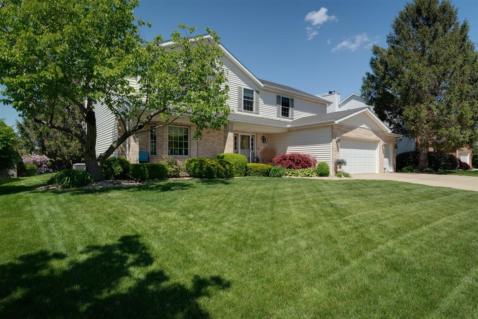 8 Brittany Court, Bloomington, IL 61704 - #: 11088057