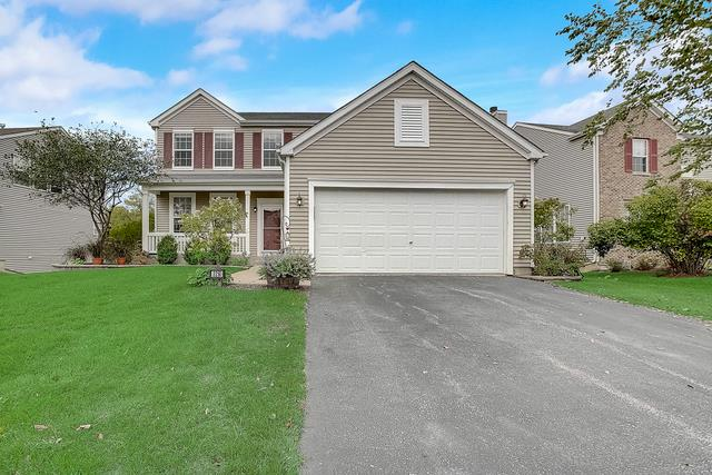 2250 W Cascade Circle, Round Lake Beach, IL 60073 - #: 10855058