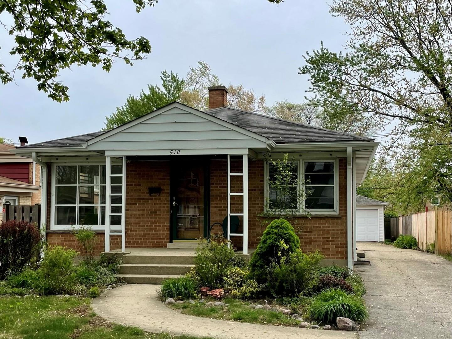 518 Leamington Avenue, Wilmette, IL 60091 - #: 11045058