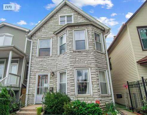 3851 N Kimball Avenue #2, Chicago, IL 60618 - #: 10951059