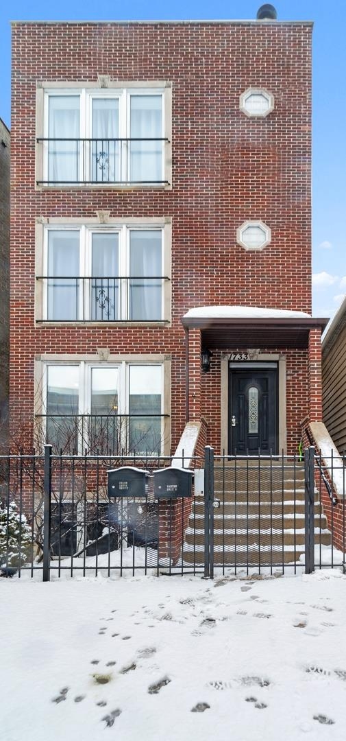 1733 S Ruble Street #1, Chicago, IL 60616 - #: 10988059