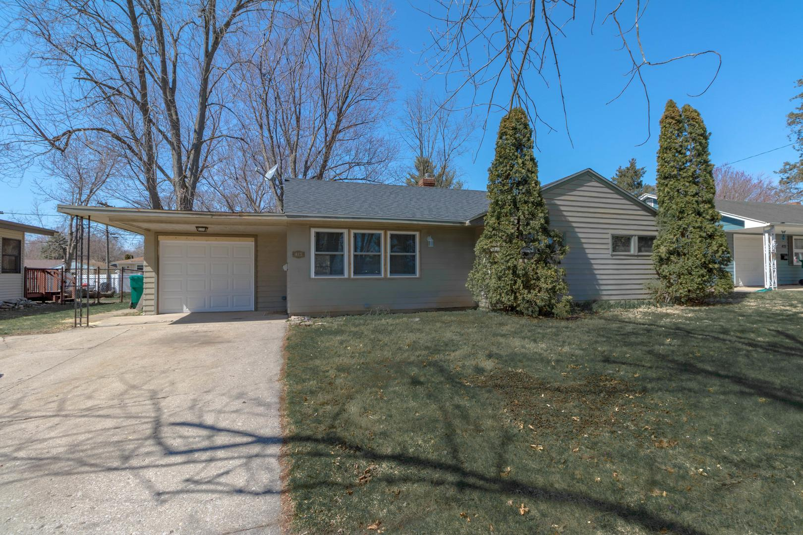415 Parkside Drive, Sycamore, IL 60178 - #: 10997059