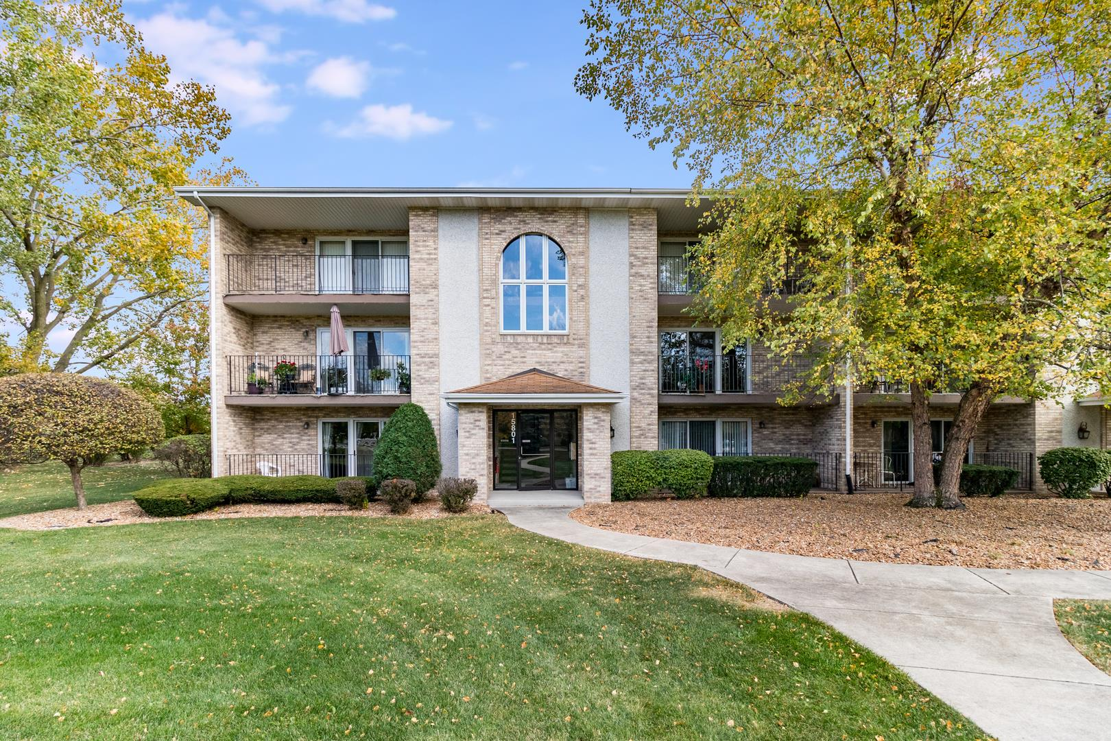 15801 S 76th Avenue #1A, Orland Park, IL 60462 - #: 10910060