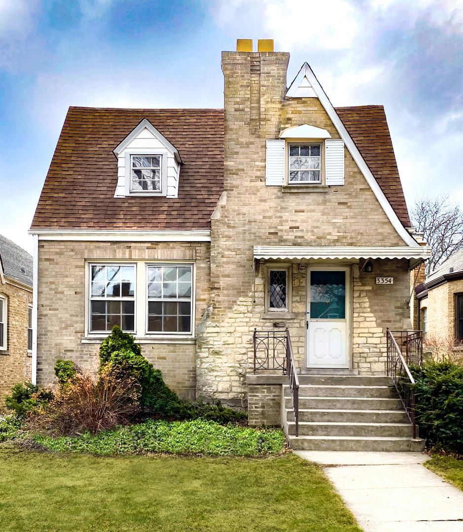 3354 N RUTHERFORD Avenue, Chicago, IL 60634 - #: 10998060