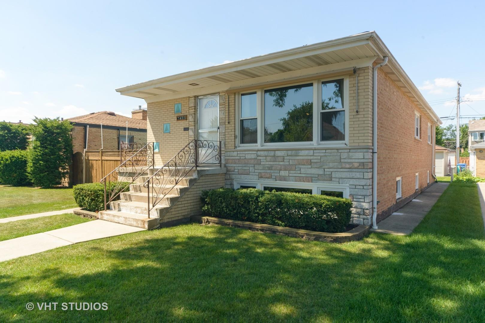7408 N Oleander Avenue, Chicago, IL 60631 - #: 10816062