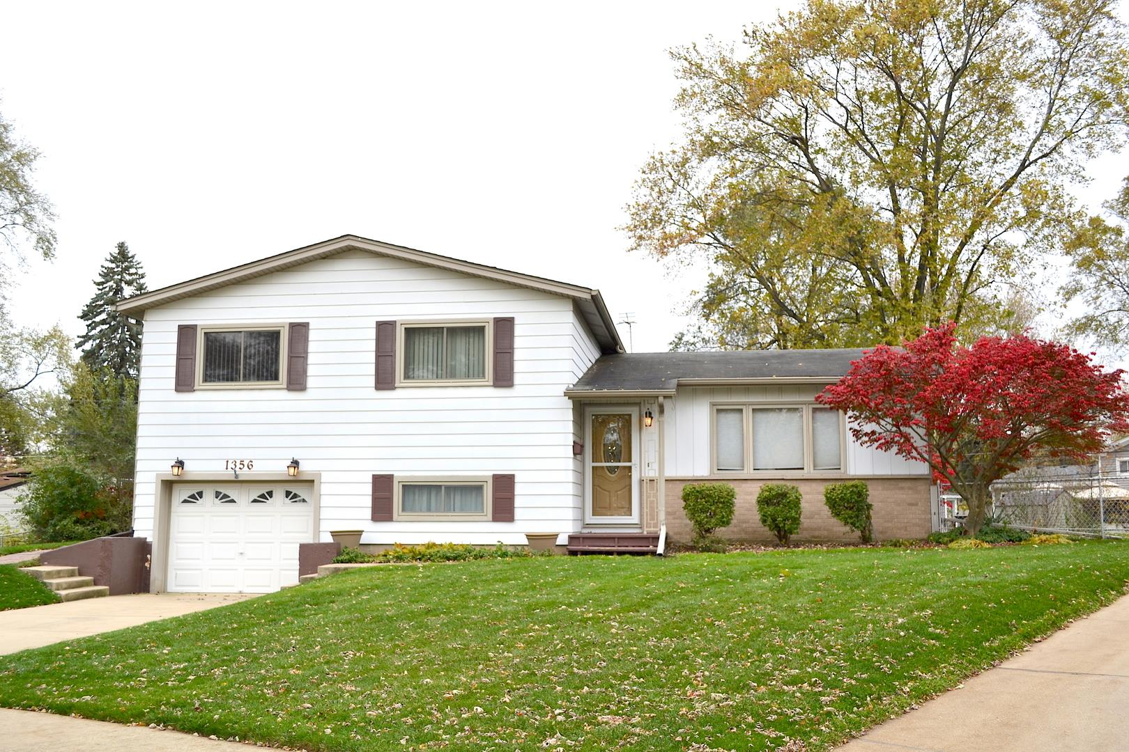 1356 Terry Road, Glendale Heights, IL 60139 - #: 10564063