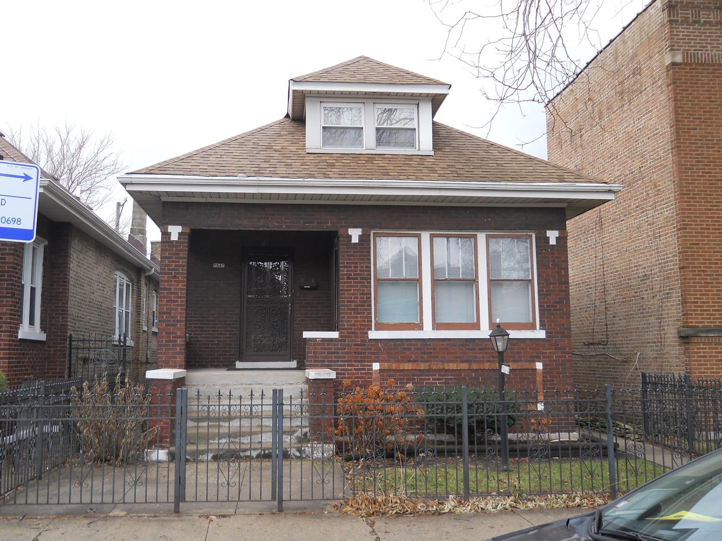 7547 S Green Street, Chicago, IL 60620 - #: 10842063