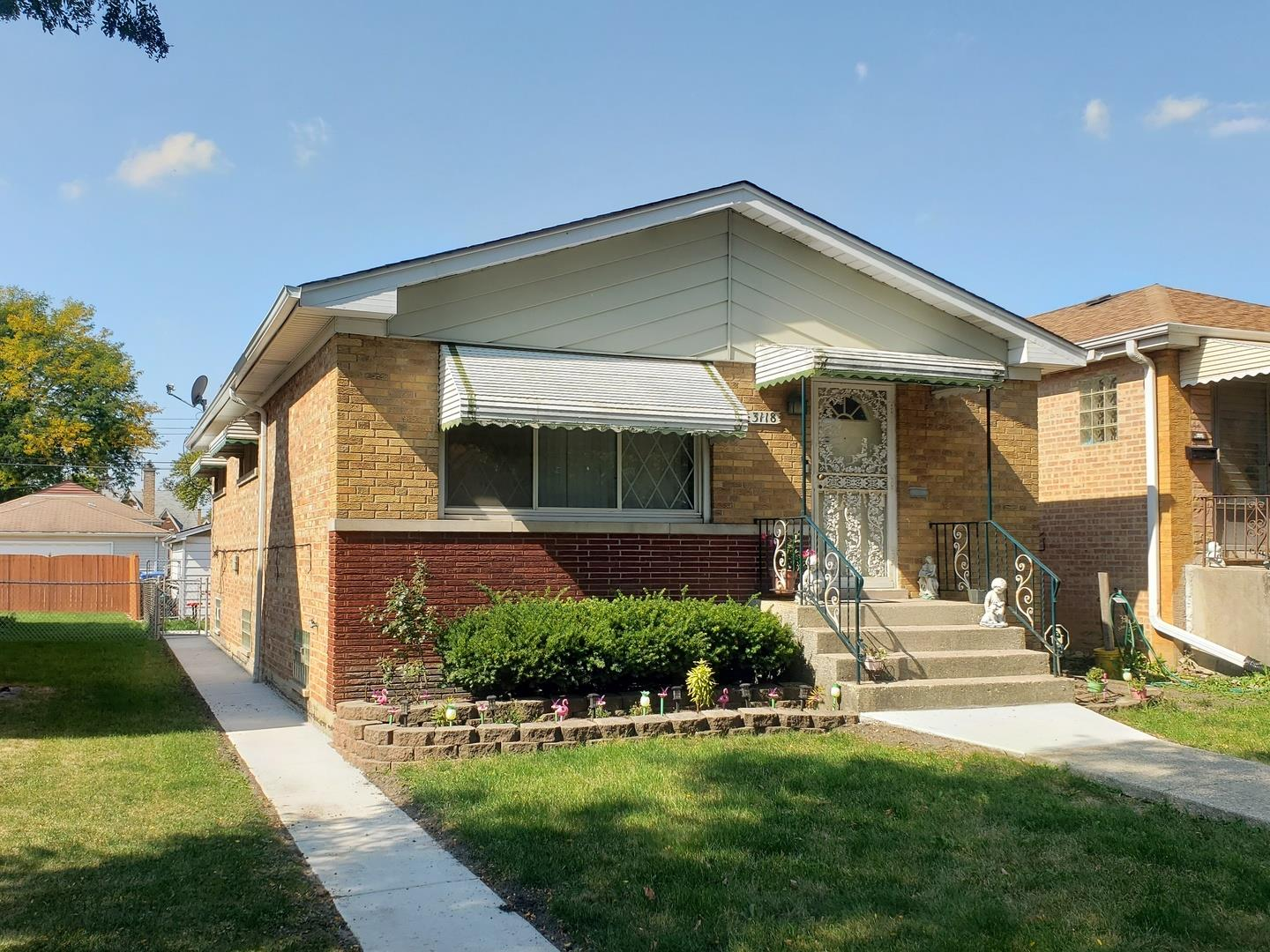 3118 N Oak Park Avenue, Chicago, IL 60634 - #: 11051068