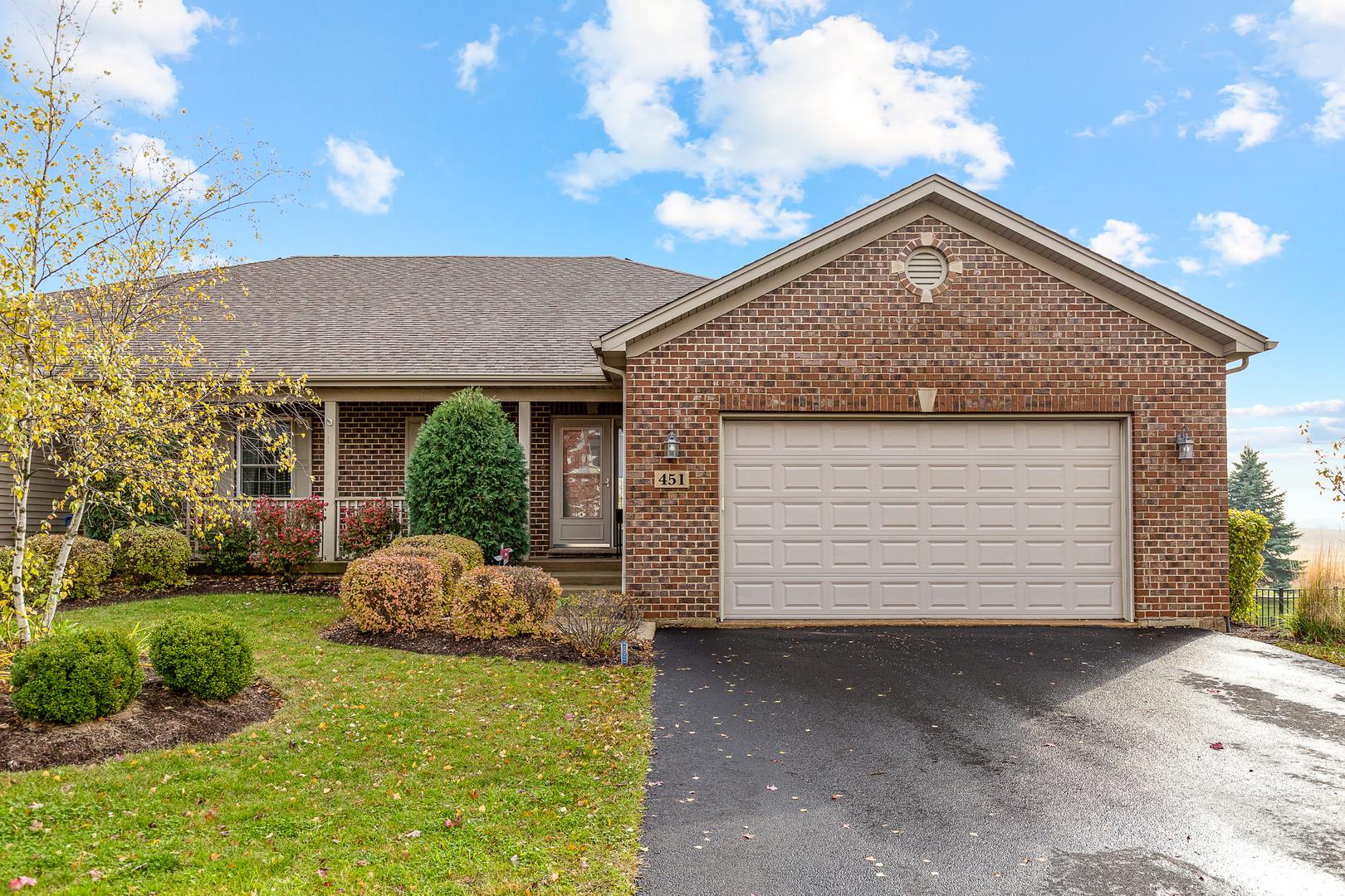 451 Zachary Drive, Hampshire, IL 60140 - #: 10942071