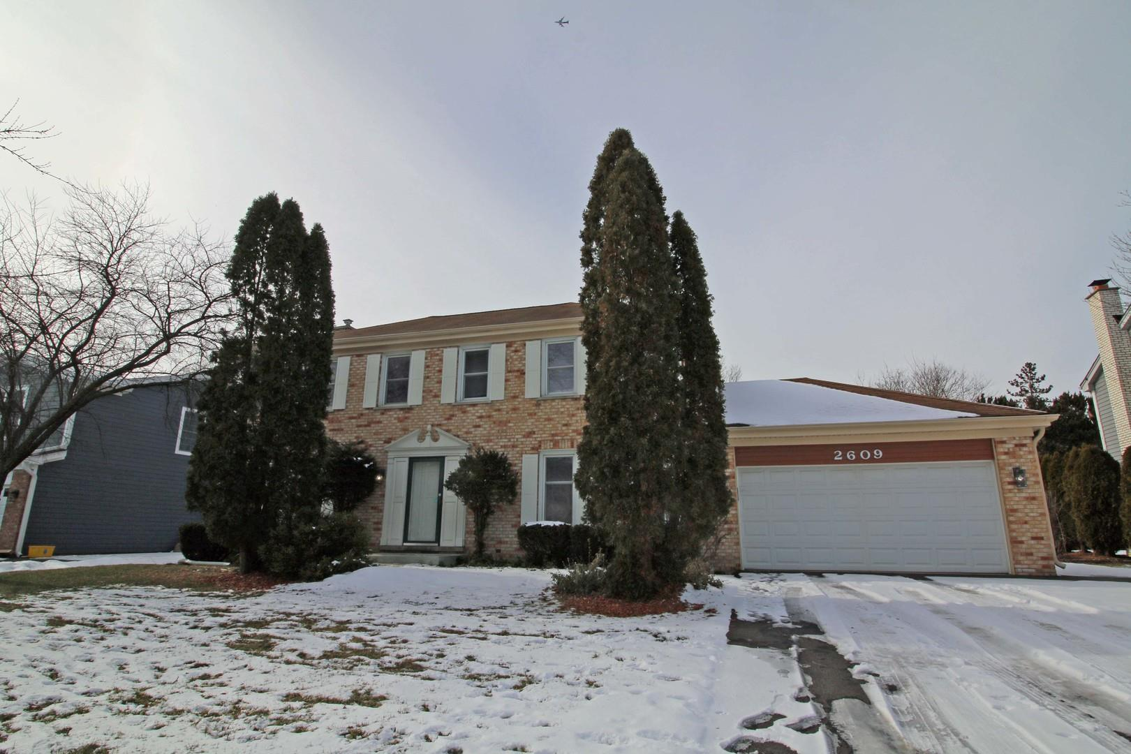 2609 Arrowwood Lane, Rolling Meadows, IL 60008 - #: 10943072