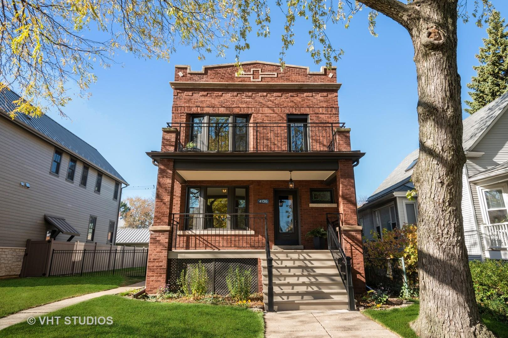 4136 N Kenneth Avenue, Chicago, IL 60641 - #: 10967072