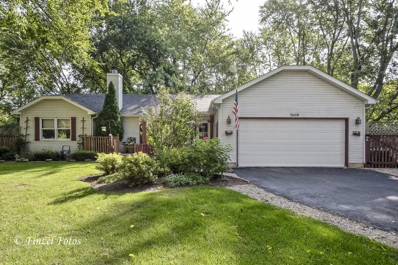 3608 E Wonder Lake Road, Wonder Lake, IL 60097 - #: 10637073
