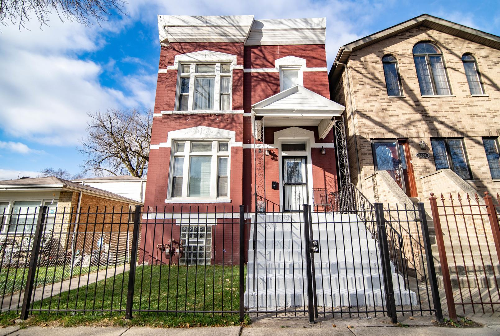 4504 S Union Avenue, Chicago, IL 60609 - #: 10936073