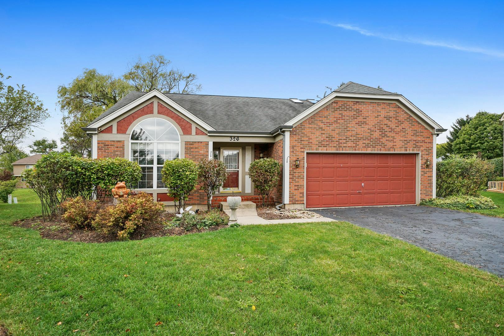 326 Spinnaker Cove, Carpentersville, IL 60110 - #: 10892074
