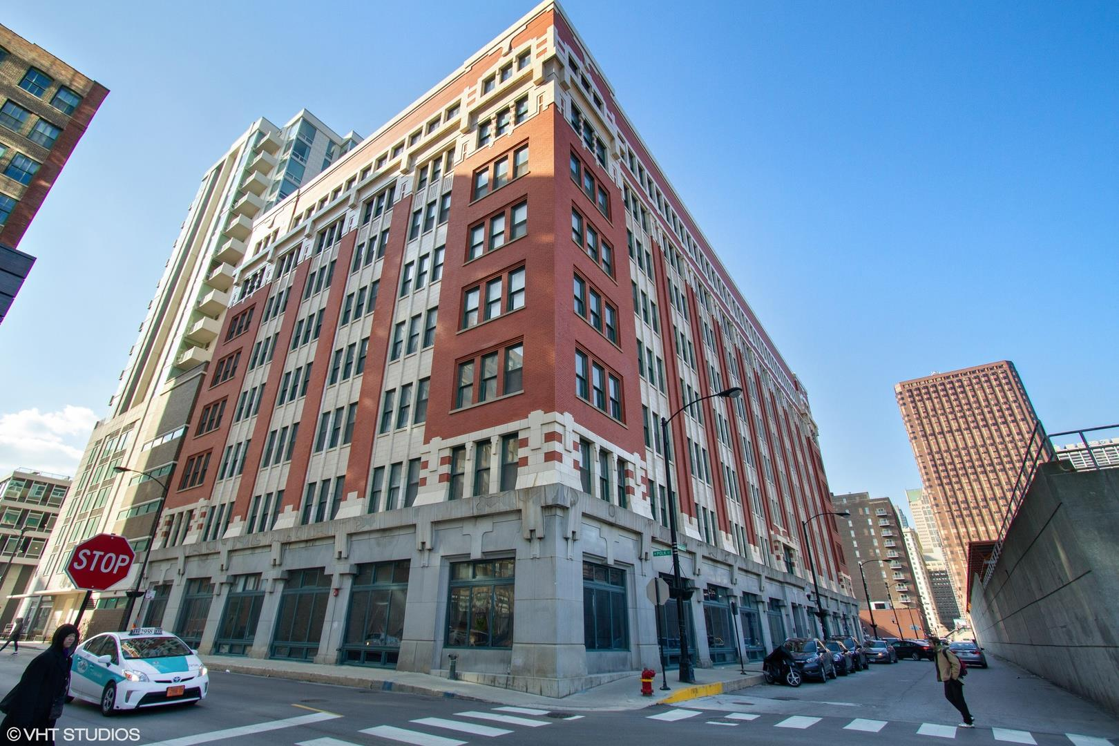 732 S FINANCIAL Place #307, Chicago, IL 60605 - #: 10906075