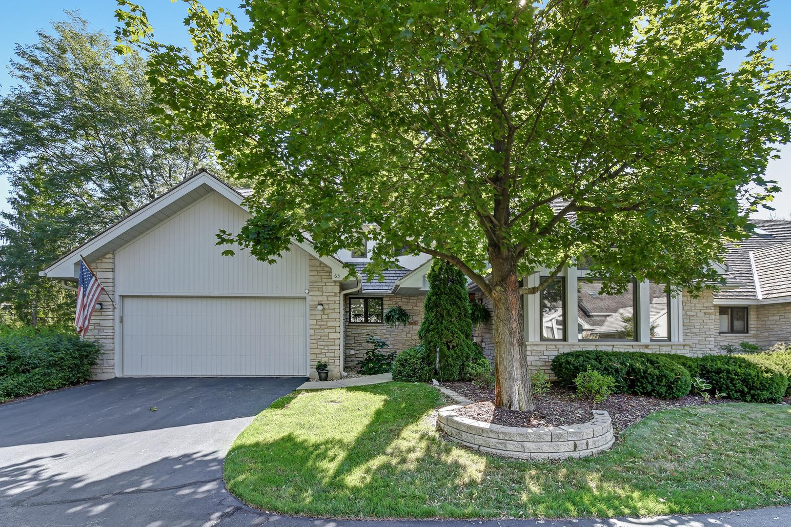 63 Malibu Court #63, Burr Ridge, IL 60527 - #: 10896076