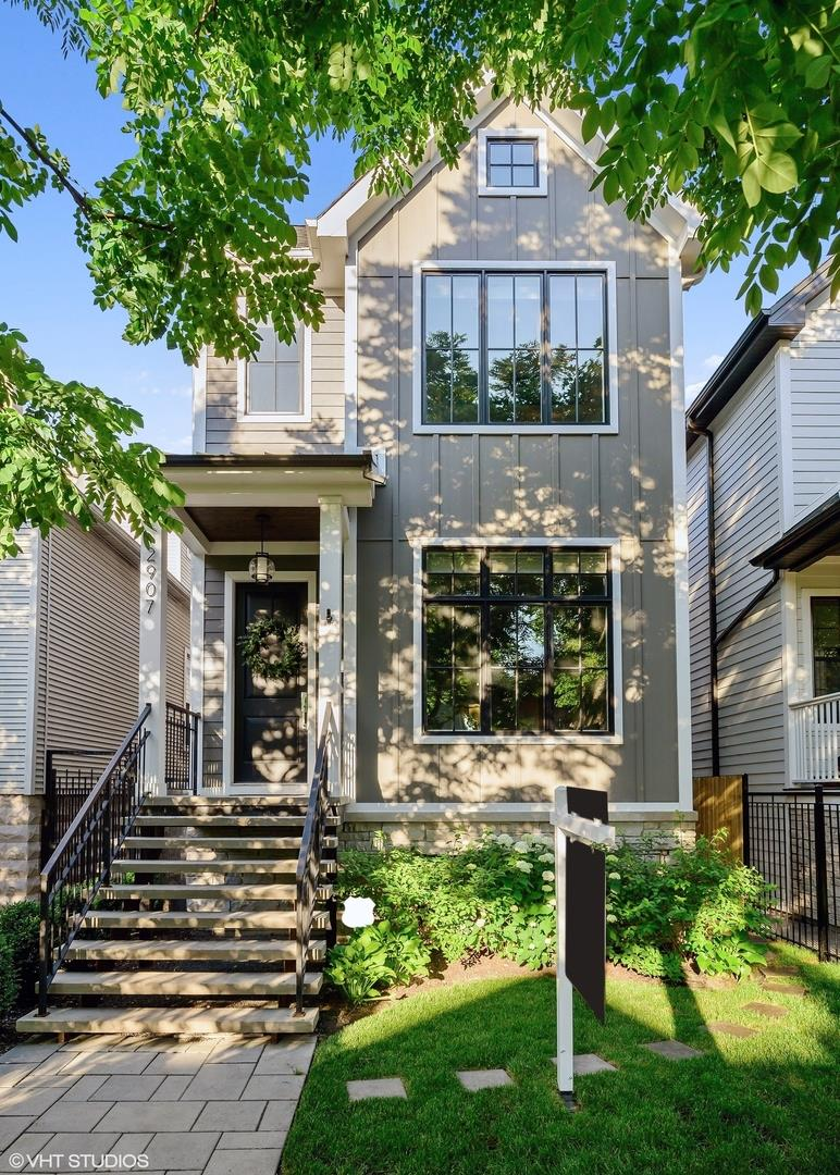 2907 N Seeley Avenue, Chicago, IL 60618 - #: 11114076