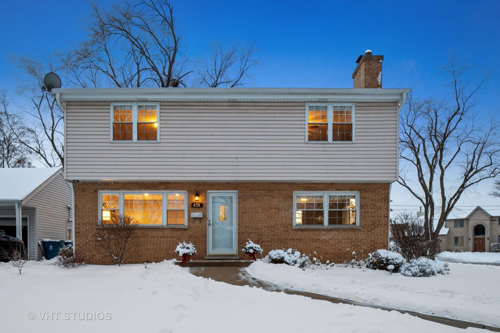 438 Hickory Drive, Itasca, IL 60143 - #: 10988077