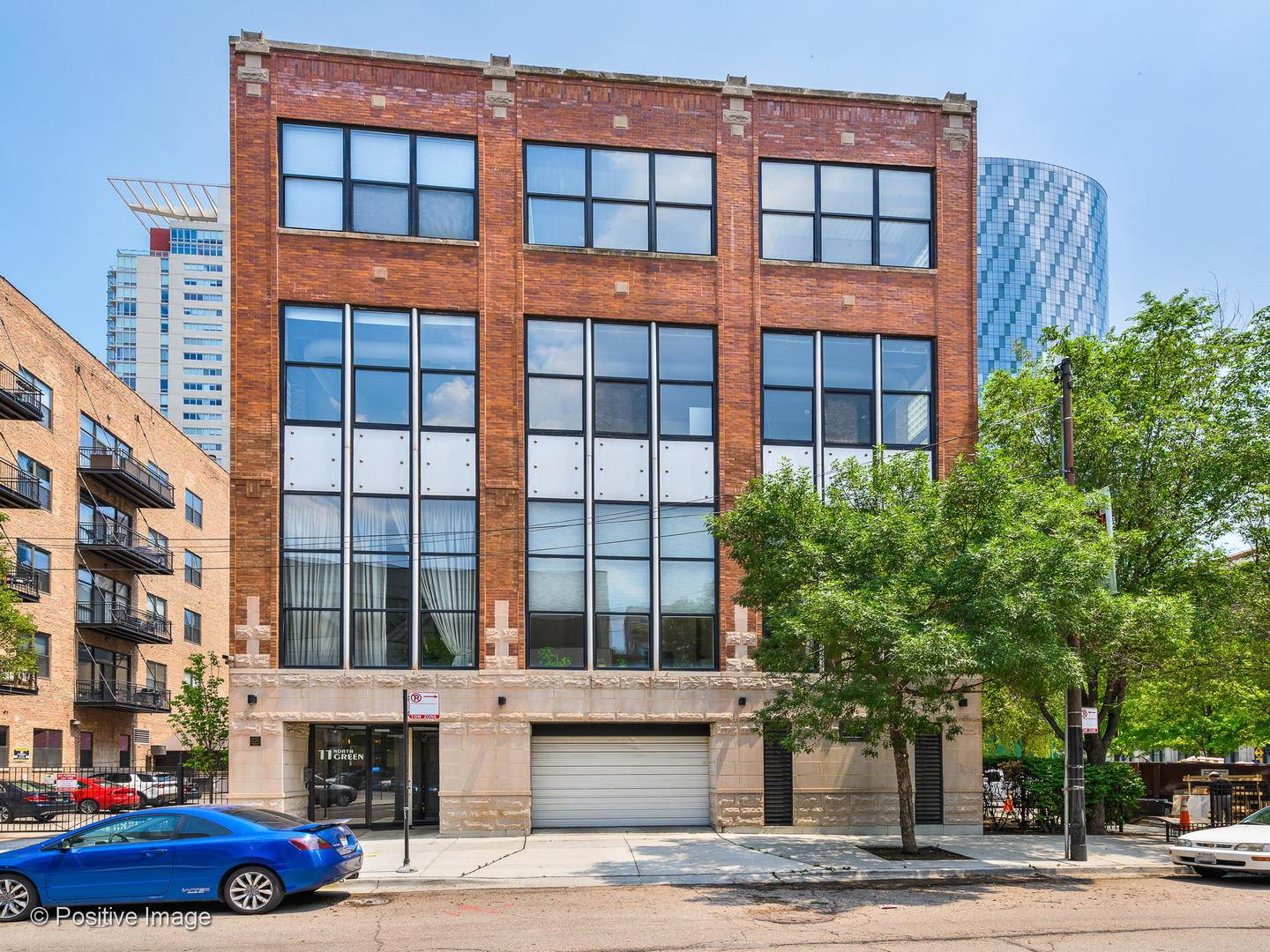 11 N Green Street #2D, Chicago, IL 60607 - #: 10961080