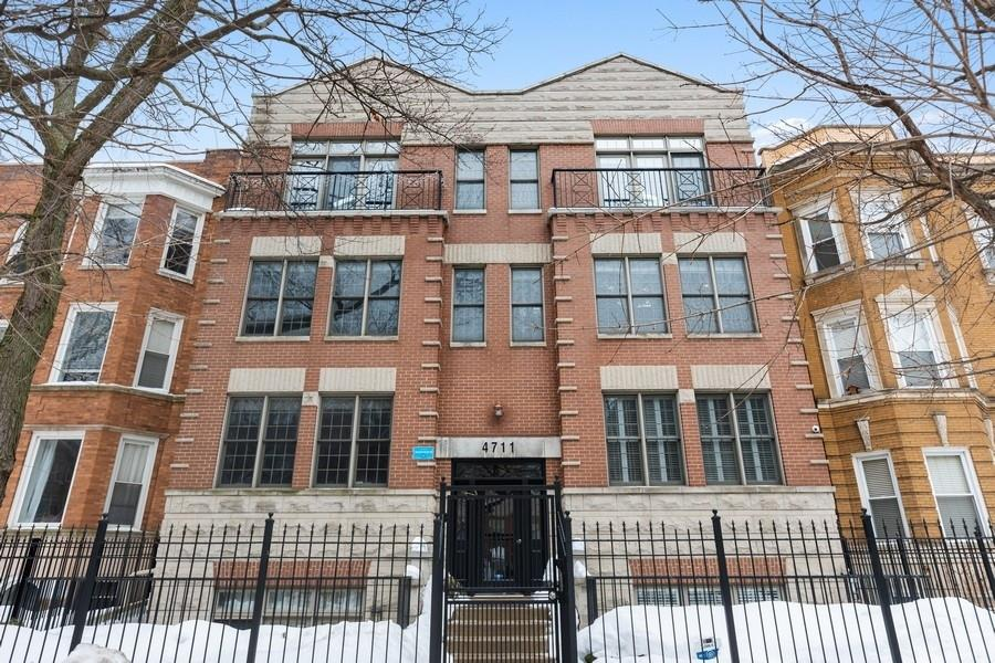 4711 N KENMORE Avenue #2S, Chicago, IL 60640 - #: 11002083