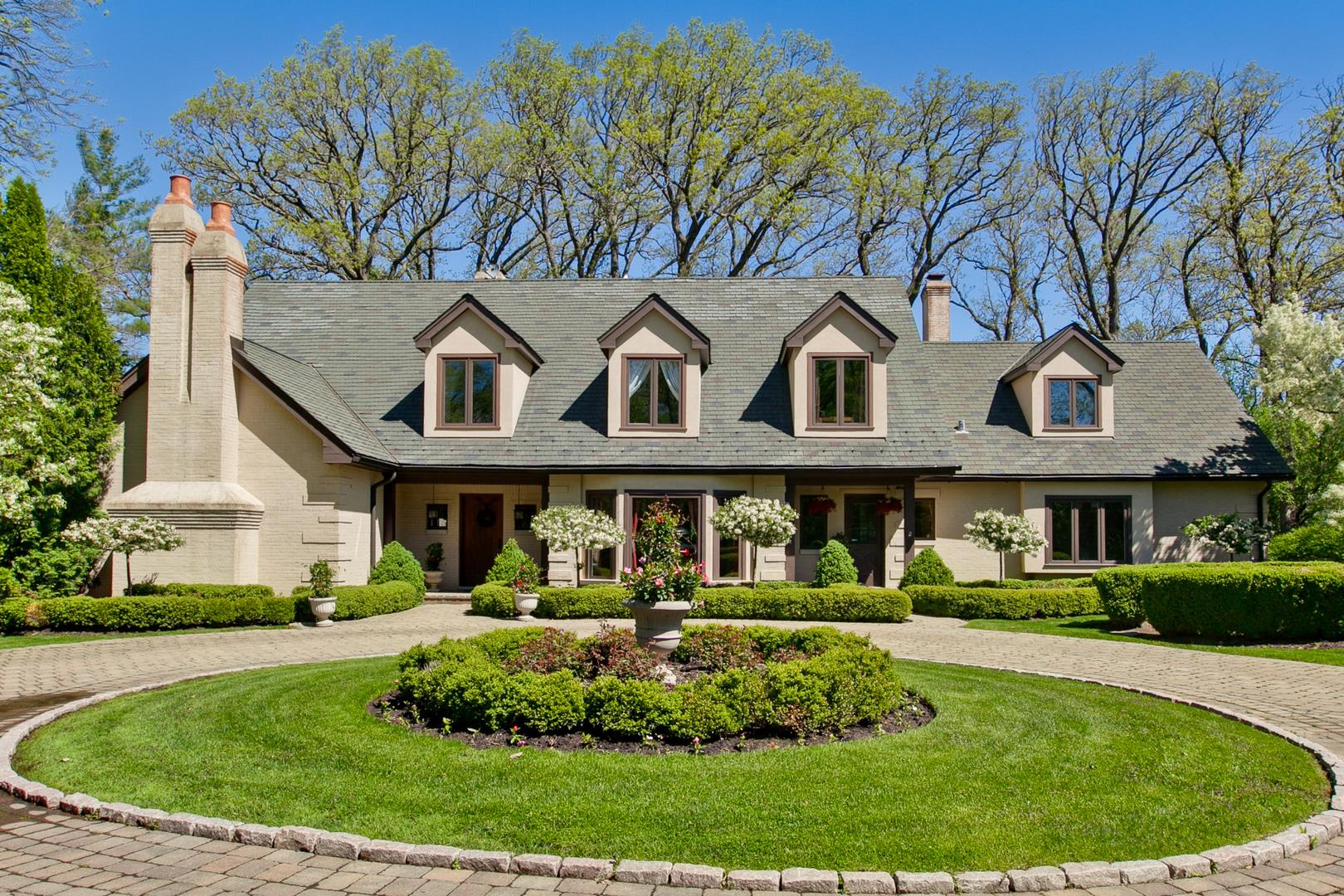 1286 N Sheridan Road, Lake Forest, IL 60045 - #: 10712084