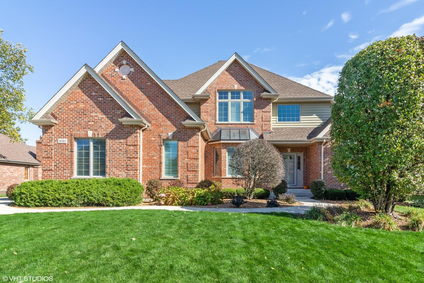 14161 S 87TH Place, Orland Park, IL 60462 - #: 10907084