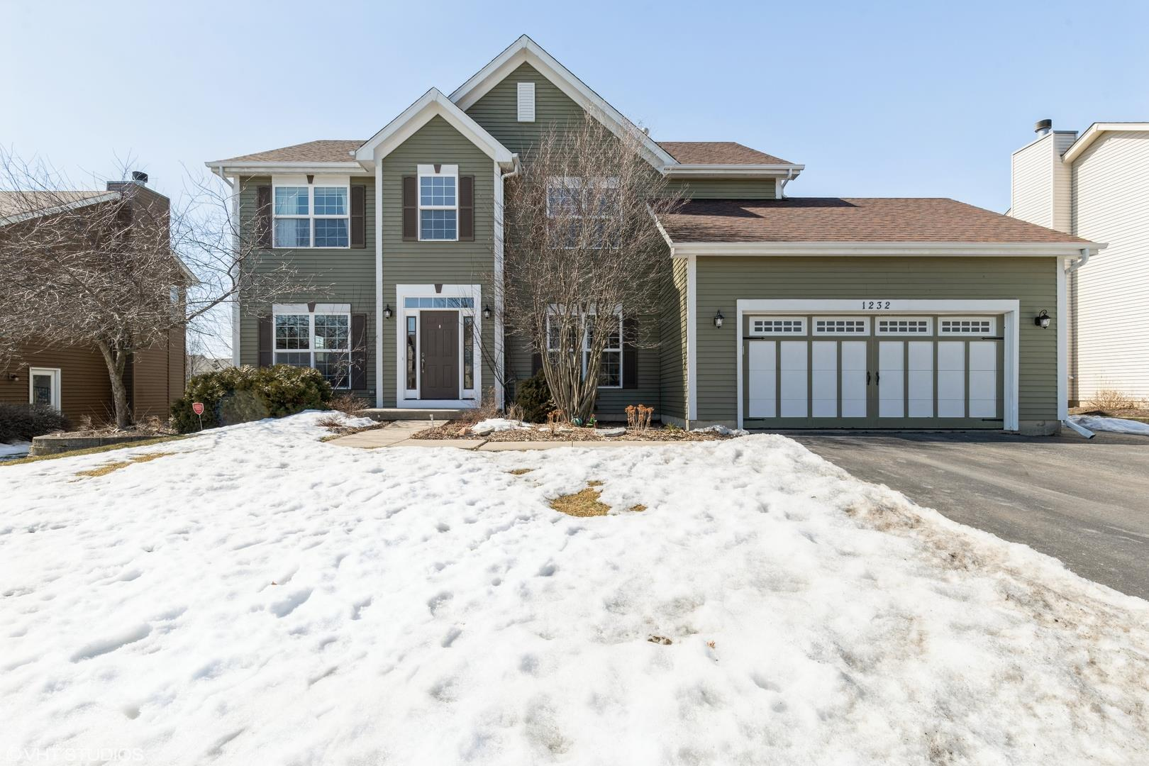 1232 Sandalwood Lane, Crystal Lake, IL 60014 - #: 11012084