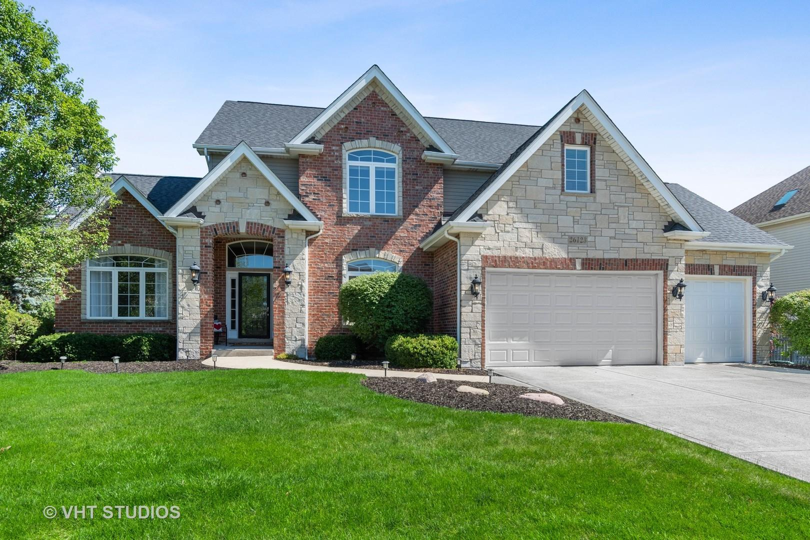 26123 WHISPERING WOODS Circle, Plainfield, IL 60585 - #: 10760085