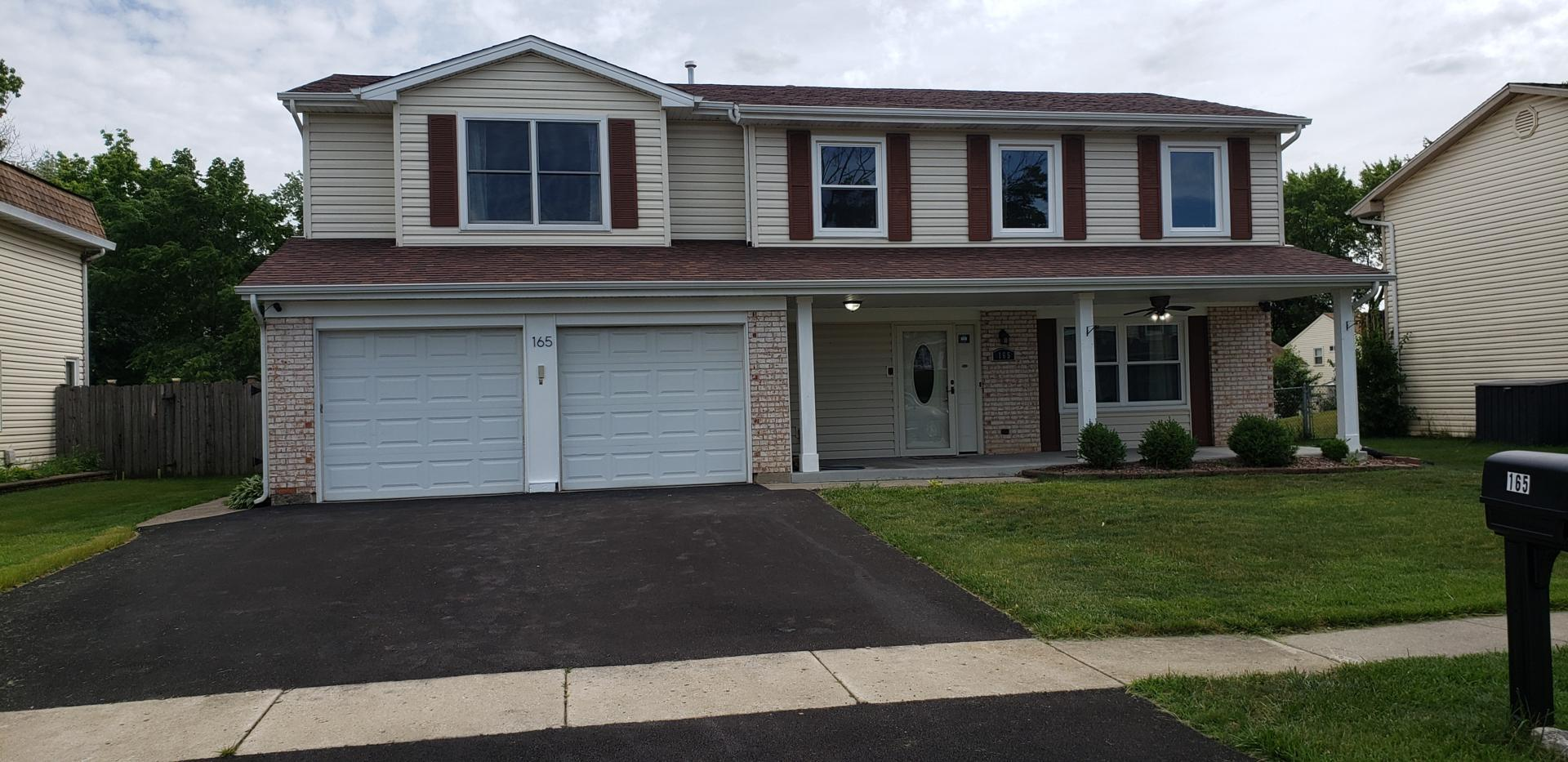 165 Wrightwood Avenue, Glendale Heights, IL 60139 - #: 11138086