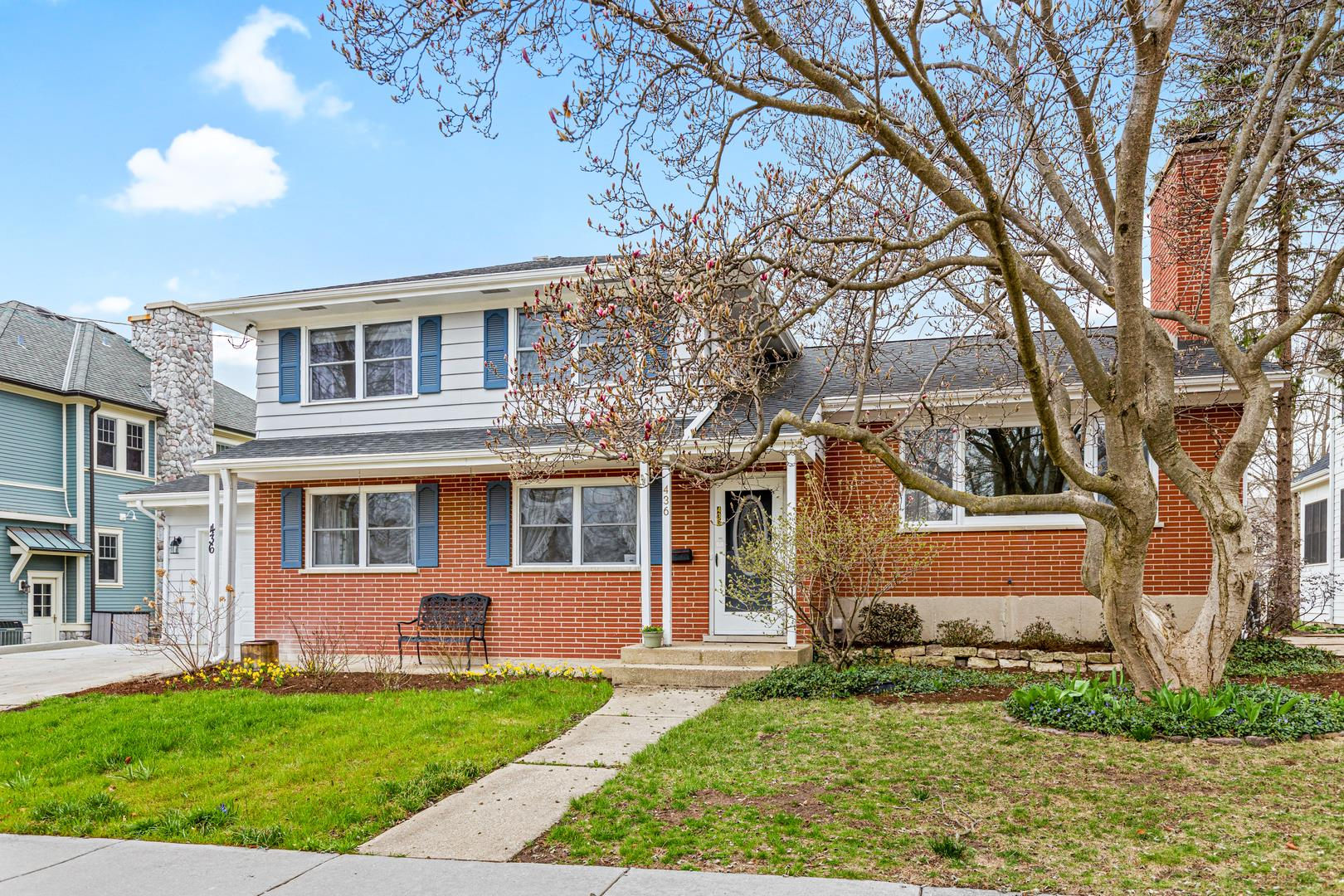 436 Lowell Avenue, Glen Ellyn, IL 60137 - #: 11046087