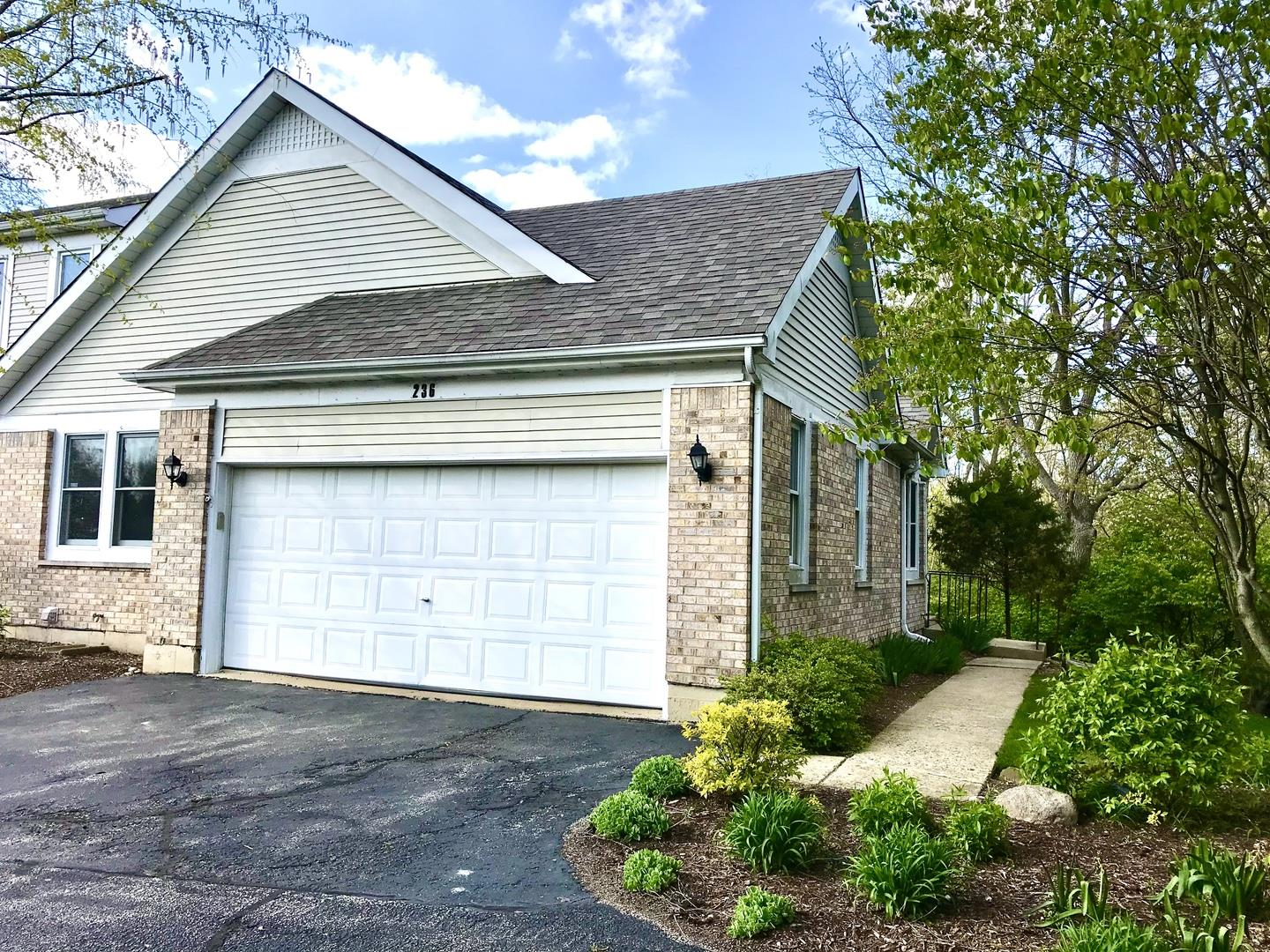 236 HABER Court #236, Cary, IL 60013 - #: 10713088